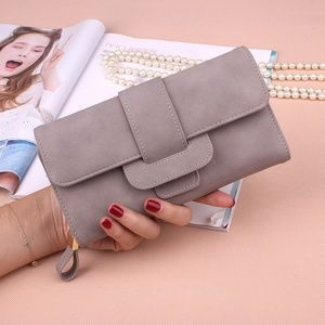NEW NAPLES Multi Function Clutch Wallet